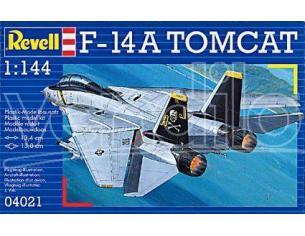 REVELL 04021 F-14A TOMCAT TOMCAT 1:144 KIT Modellino