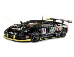 Bburago 28001 LAMBORGHINI MURCIELAGO WINNER ZHUHAI FIA GT 2007 BOUCHUT 1:24