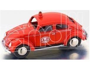 Bub 06110 Volkswagen BEETLE 1960 AVD 1:87 Modellino