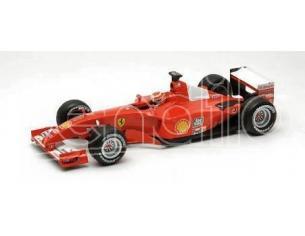 Hot Wheels HW50213 FERRARI M.SCHUMACHER 2001 1:43 Modellino