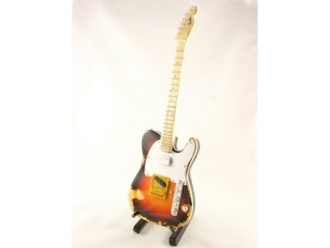 Fender 20574 Modellino Tribute Telecaster Andy Summe Music Legend