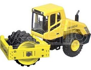 NZG 4753 BOMAG BW 213 PADFOOT COMPACTOR 1/87 Modellino